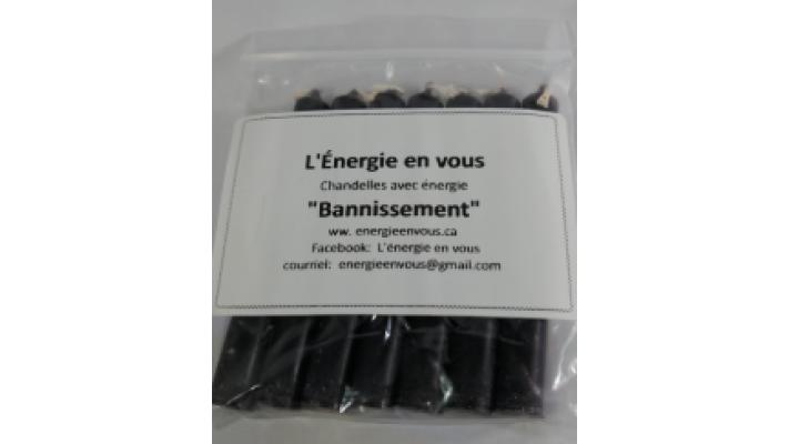 Chandelles - Bannissement