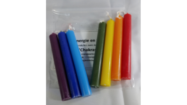 Chandelles - Chakras
