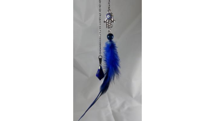 Lapis Lazuli et plumes